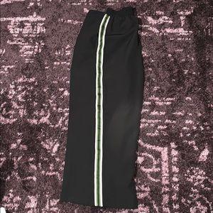 Stradivarius Side Stripe Trousers